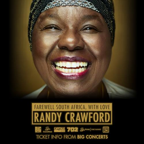 Randy Crawford Farewell South Africa, with Love Concert